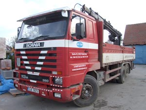 scania 12t